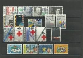 Complete Jaargang 1983 Postfris