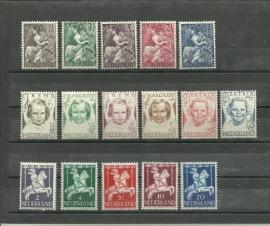 Complete Jaargang 1946 Postfris