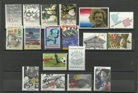 Complete Jaargang 1979 Postfris