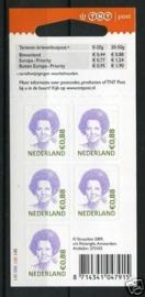 Nvph Vbaa2469 5 × 0,88 euro TNT Logo (kleerhanger + nieuw tarief, W1W1W5W1) Postfris