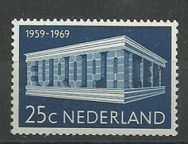 Rolzegel 925 R Postfris
