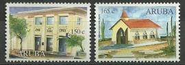 Aruba 249/250 Postfris