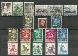 Complete jaargang 1950 Postfris