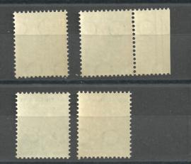 Nvph 248/251 Kinderzegels 1932 Postfris (3)
