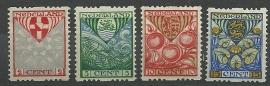 Roltanding 74/77 Kinderzegels 1926 Ongebruikt