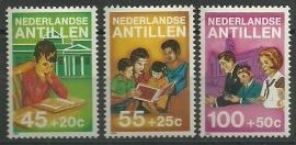 Nederlandse Antillen 794/796 Postfris