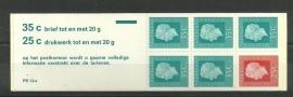 PZB 13a Postfris + Telblok