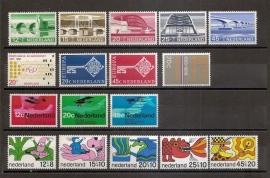 Complete Jaargang 1968 Postfris (Met kindblok)