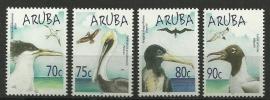 Aruba 316/319 Watervogels Postfris