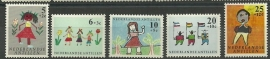 Nederlandse Antillen 338/342 Postfris