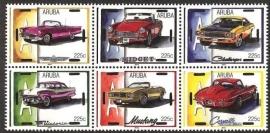 Aruba 744/749 Oude Auto's 2014 Postfris