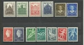 Complete Jaargang 1948 Postfris