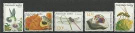 Nederlandse Antillen 1381/1385 Fauna Postfris