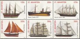 Sint Maarten 175/180 Zeilschepen 2013 Postfris