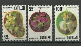 Nederlandse Antillen 747/749 Postfris