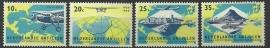 Nederlandse Antillen 307/310 Postfris