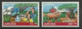 Aruba 108/109 Postfris