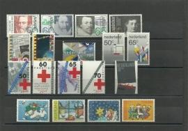 Complete Jaargang 1983 Postfris (Met blokken en boekjes)