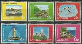 Nederlandse Antillen 445/450  Postfris