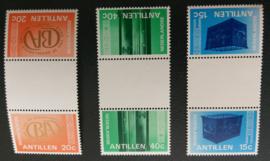 Nederlandse  Antillen 573a/575a Postfris (2)