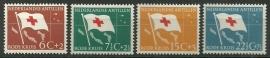 Nederlandse Antillen 293/296 Postfris