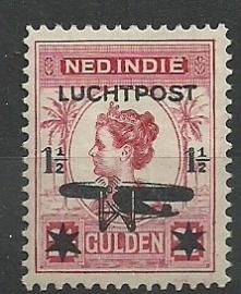 Nederlands Indië Luchtpost  5 Ongebruikt