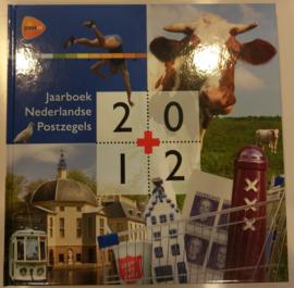 Jaarboek 2012 Inclusief alle postzegels & vellen Postfris
