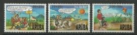 Aruba 185/187 Postfris