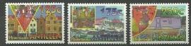 Nederlandse Antillen 1080/1082 Carnaval Postfris