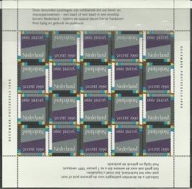 Nvph V1461 Kerstvel 1990 Postfris