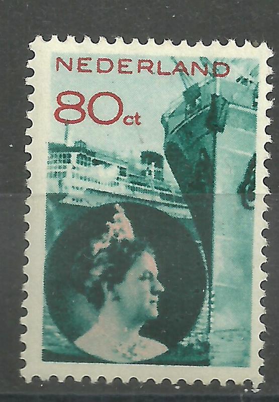 Nvph 237Ba 80ct Fotomontage Postfris (2)
