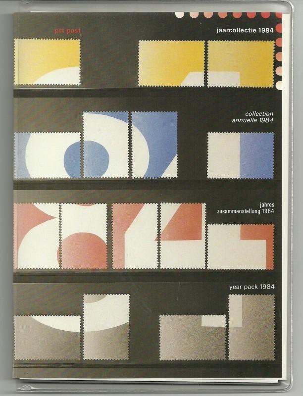 Jaarcollectie 1984 Postfris