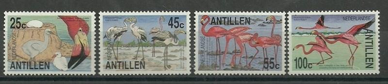 Nederlandse Antillen 798/801 Postfris