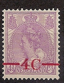 Nvph 106 Opruimingsuitgifte Postfris