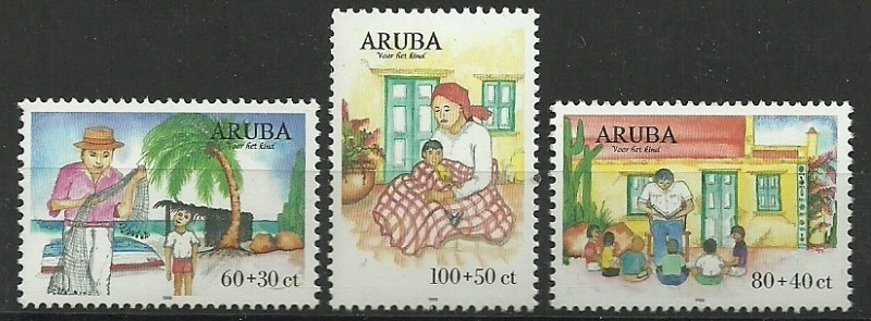 Aruba 237/239 Postfris