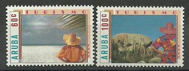 Aruba  28/29 Postfris