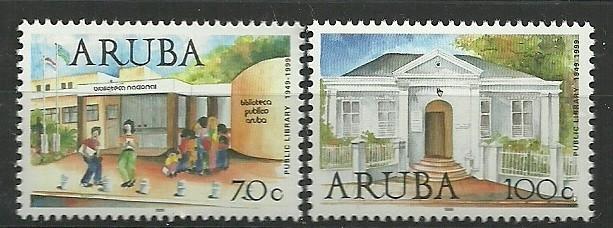 Aruba 235/236 Postfris
