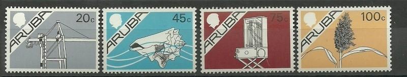 Aruba  24/27 Postfris