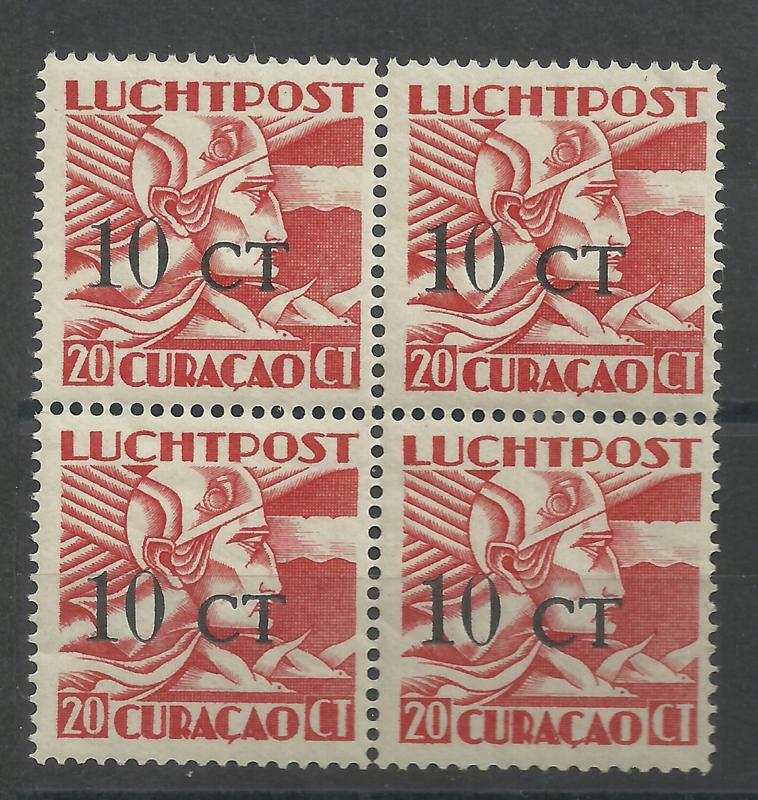 Luchtpost 17 Hulpuitgifte Postfris