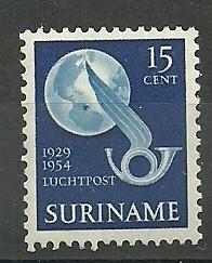 Suriname LP32 Postfris