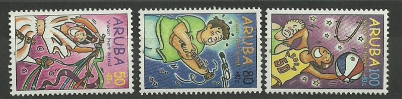 Aruba 218/220 Postfris
