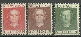 Nieuw Guinea 19/21 En Face Ongebruikt