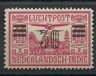 Nederlands Indië Luchtpost 11 Ongebruikt