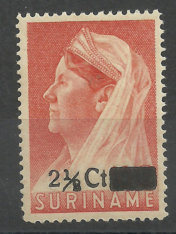 Suriname 246a Hulpuitgifte Postfris