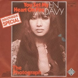 EN DAVY - YOU SET MY HEART ON FIRE