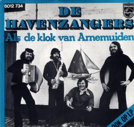 HAVENZANGERS DE - ALS DE KLOK VAN ARNEMUIDEN