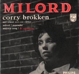 CORRY BROKKEN - MILORD (EP)