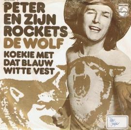 PETER EN ZIJN ROCKETS  de wolf