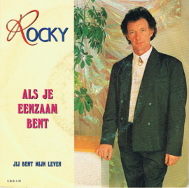 ROCKY - ALS JE EENZAAM BENT