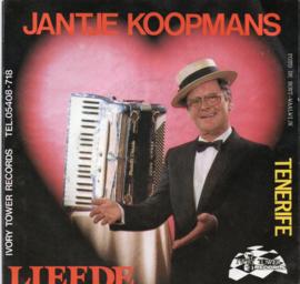 JANTJE KOOPOMANS -  LIEFDE